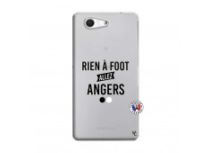 Coque Sony Xperia Z3 Compact Rien A Foot Allez Angers