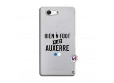 Coque Sony Xperia Z3 Compact Rien A Foot Allez Auxerre