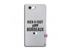 Coque Sony Xperia Z3 Compact Rien A Foot Allez Bordeaux