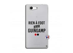 Coque Sony Xperia Z3 Compact Rien A Foot Allez Guingamp
