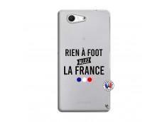 Coque Sony Xperia Z3 Compact Rien A Foot Allez La France