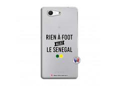 Coque Sony Xperia Z3 Compact Rien A Foot Allez Le Senegal