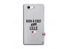 Coque Sony Xperia Z3 Compact Rien A Foot Allez Lille
