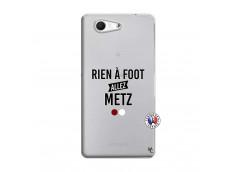 Coque Sony Xperia Z3 Compact Rien A Foot Allez Metz