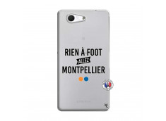 Coque Sony Xperia Z3 Compact Rien A Foot Allez Montpellier