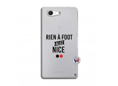 Coque Sony Xperia Z3 Compact Rien A Foot Allez Nice