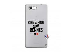 Coque Sony Xperia Z3 Compact Rien A Foot Allez Rennes