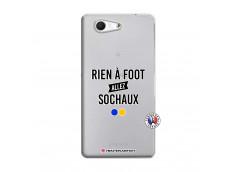 Coque Sony Xperia Z3 Compact Rien A Foot Allez Sochaux