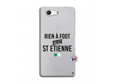 Coque Sony Xperia Z3 Compact Rien A Foot Allez St Etienne