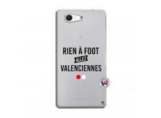 Coque Sony Xperia Z3 Compact Rien A Foot Allez Valenciennes