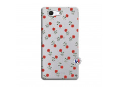Coque Sony Xperia Z3 Compact Rose Pattern
