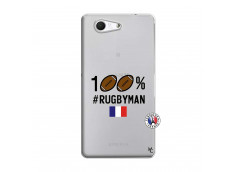Coque Sony Xperia Z3 Compact 100% Rugbyman