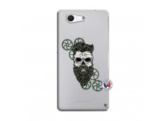 Coque Sony Xperia Z3 Compact Skull Hipster