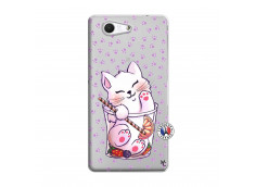 Coque Sony Xperia Z3 Compact Smoothie Cat