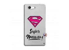 Coque Sony Xperia Z3 Compact Super Maman