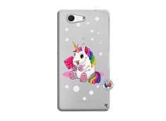 Coque Sony Xperia Z3 Compact Sweet Baby Licorne