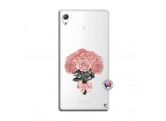 Coque Sony Xperia Z3 Bouquet de Roses