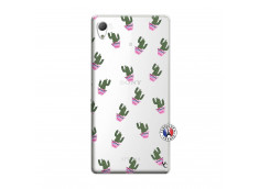 Coque Sony Xperia Z3 Cactus Pattern