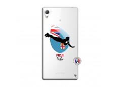 Coque Sony Xperia Z3 Coupe du Monde Rugby Fidji
