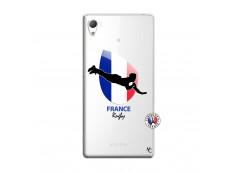 Coque Sony Xperia Z3 Coupe du Monde de Rugby-France