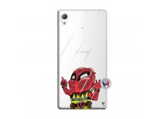 Coque Sony Xperia Z3 Dead Gilet Jaune Impact