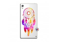 Coque Sony Xperia Z3 Dreamcatcher Rainbow Feathers