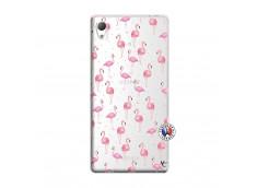 Coque Sony Xperia Z3 Flamingo