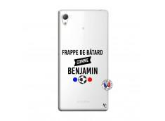 Coque Sony Xperia Z3 Frappe De Batard Comme Benjamin