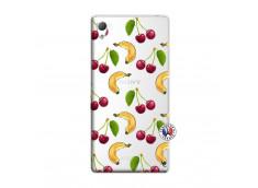 Coque Sony Xperia Z3 Hey Cherry, j'ai la Banane