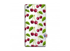 Coque Sony Xperia Z3 oh ma Cherry