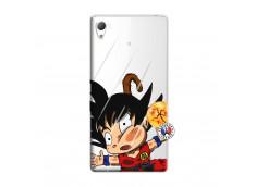 Coque Sony Xperia Z3 Goku Impact