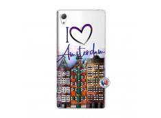 Coque Sony Xperia Z3 I Love Amsterdam