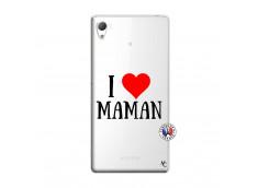 Coque Sony Xperia Z3 I Love Maman