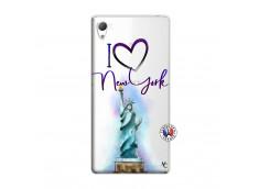 Coque Sony Xperia Z3 I Love New York