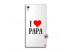 Coque Sony Xperia Z3 I Love Papa
