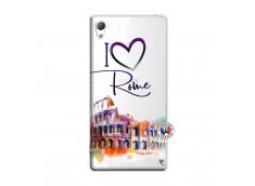 Coque Sony Xperia Z3 I Love Rome