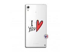 Coque Sony Xperia Z3 I Love You