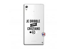 Coque Sony Xperia Z3 Je Dribble Comme Cristiano