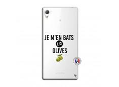 Coque Sony Xperia Z3 Je M En Bas Les Olives