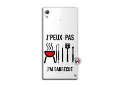 Coque Sony Xperia Z3 Je Peux Pas J Ai Barbecue