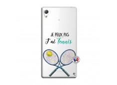 Coque Sony Xperia Z3 Je Peux Pas J Ai Tennis