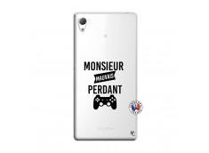 Coque Sony Xperia Z3 Monsieur Mauvais Perdant
