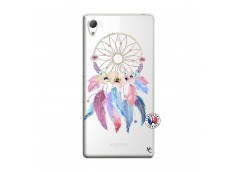 Coque Sony Xperia Z3 Multicolor Watercolor Floral Dreamcatcher