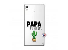Coque Sony Xperia Z3 Papa Tu Piques