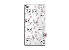 Coque Sony Xperia Z3 Petits Chats