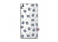 Coque Sony Xperia Z3 Petits Hippos