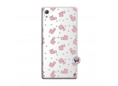Coque Sony Xperia Z3 Petits Moutons