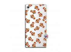 Coque Sony Xperia Z3 Petits Poissons Clown