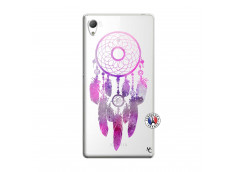 Coque Sony Xperia Z3 Purple Dreamcatcher