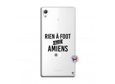 Coque Sony Xperia Z3 Rien A Foot Allez Amiens